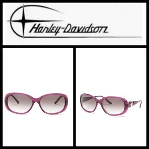 🌟HP🌟Harley Davidson Women's Oval Sunglasses